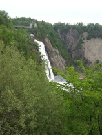 Chutes du Montmorency, Canada
