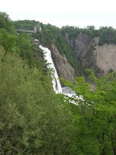 Chutes du Montmorency, Canada