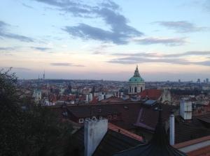 Semestre Erasmus à Prague (CULS)