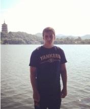 Romain en Chine