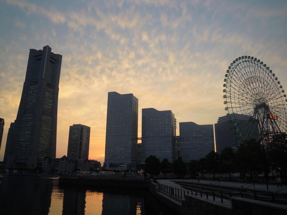 Semestre Joy à Yokohama