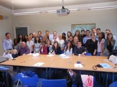 Les étudiants à St Andrews