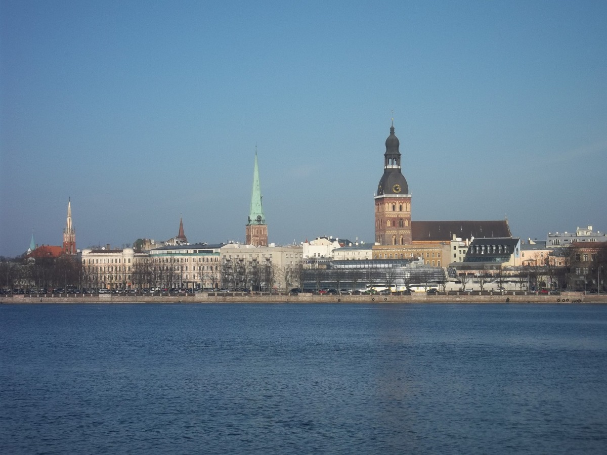 Semestre Erasmus à Riga